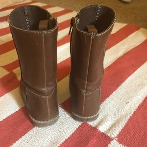 GAP Shoes - Baby Gap brown toddler boots.